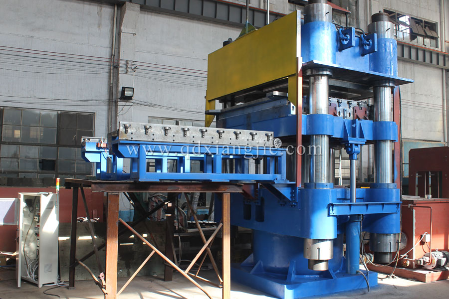 3000ton 2500x2500 Column structure Plate