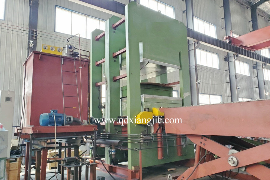 3600T rubber vulcanizing press machine