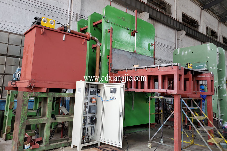 2000T rubber vulcanizing press